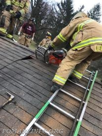 Practicing Cutting A Roof